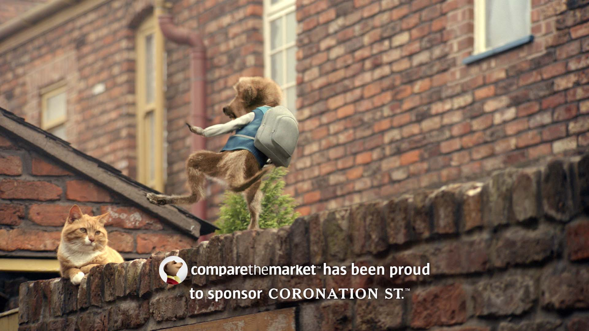 Compare the Market - Sponsors Coronation Street - Farwell